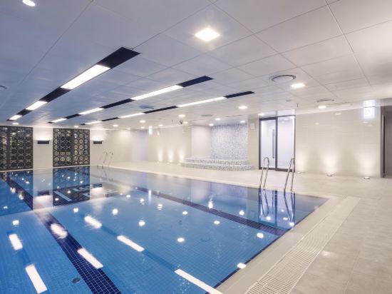 首爾帝馬克豪華酒店明洞(Tmark Grand Hotel Myeongdong)室內游泳池