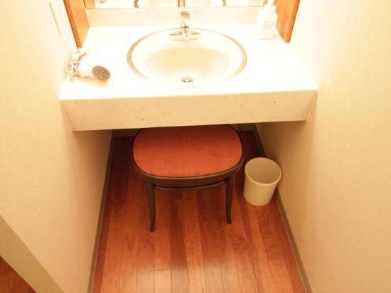札幌京王廣場飯店(Keio Plaza Hotel Sapporo)標準大型雙床房