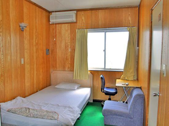 吉田酒店(Yoshida Hotel)商務雙人床入住時指定房型(A)