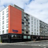 紐約曼哈頓/市中心東萬豪費爾菲爾德酒店酒店預訂