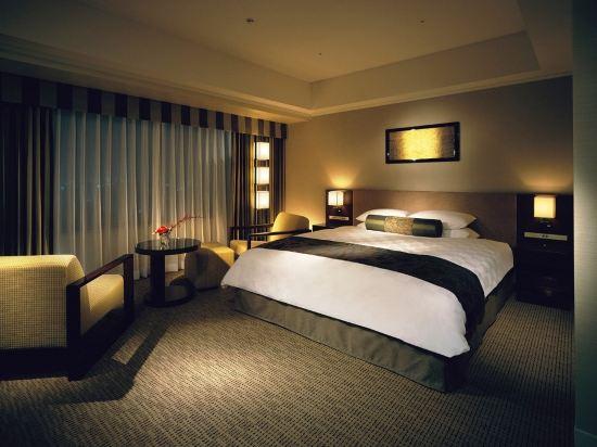 京都大倉飯店(Kyoto Hotel Okura)大床房