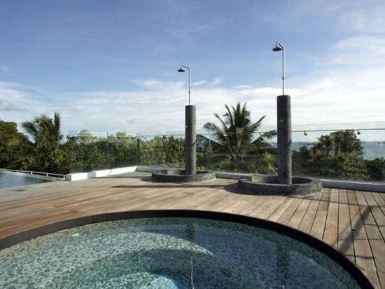 新加坡聖淘沙安曼納聖殿度假酒店(Amara Sanctuary Resort Sentosa)室外游泳池