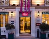 巴黎蒙帕納斯拉斯帕伊美居酒店