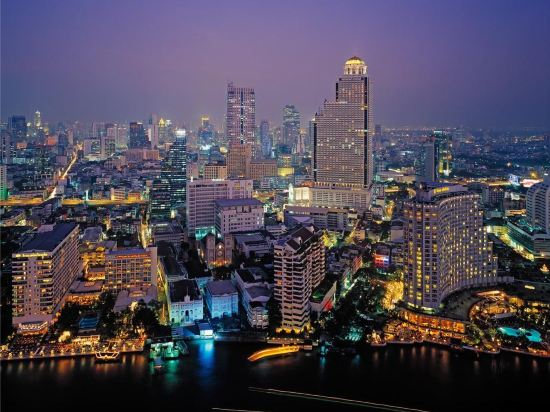 曼谷半島酒店(The Peninsula Bangkok)外觀