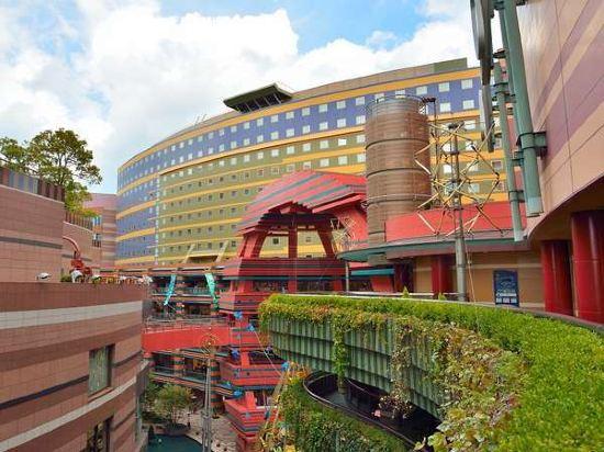福岡運河城華盛頓酒店(Canal City Fukuoka Washington Hotel)外觀