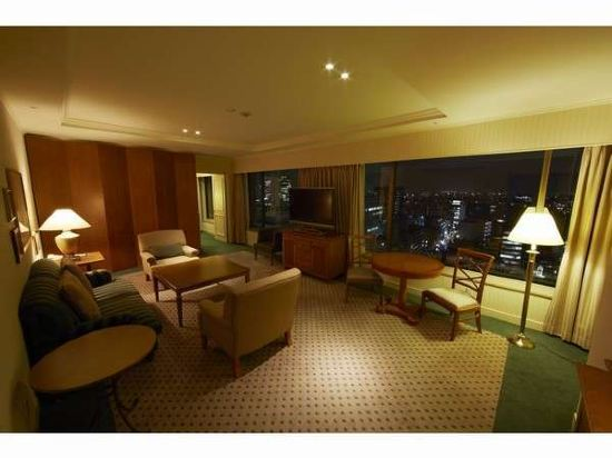名古屋觀光酒店(Kanko Hotel Nagoya)總統套房