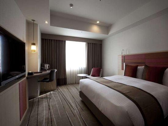 JR九州花博中心酒店(Jr Kyushu Hotel Blossom Hakata Central)豪華大床房
