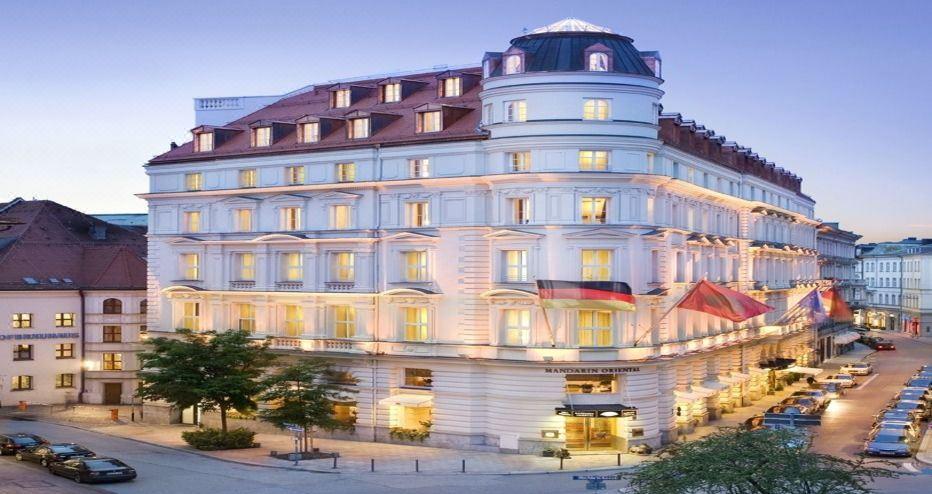 site réputé 706e0 ef2ea Mandarin Oriental, Munich, Hotel reviews and Room rates