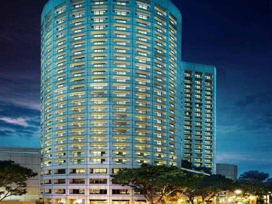 新加坡費爾蒙酒店(Fairmont Singapore)外觀