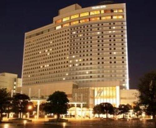 東京灣有明華盛頓酒店(Tokyo Bay Ariake Washington Hotel)外觀