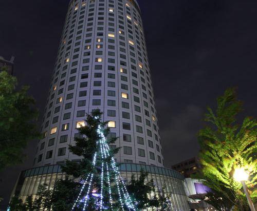 札幌王子酒店(Sapporo Prince Hotel)外觀