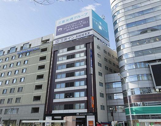 三交酒店名古屋新幹線口別館(Sanco Inn Nagoya Shinkansen-Guchi Annex)外觀