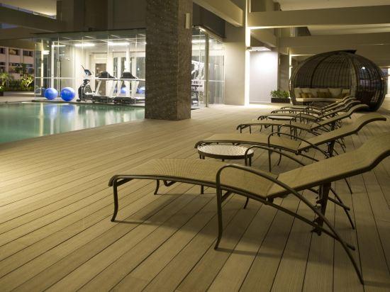 新加坡威大酒店 - 勞明達(V Hotel Lavender)健身娛樂設施