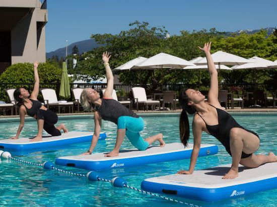 海柏温哥華威斯汀酒店(The Westin Bayshore Vancouver)健身娛樂設施