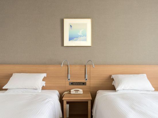 札幌公園飯店(Sapporo Park Hotel)舒適雙床房