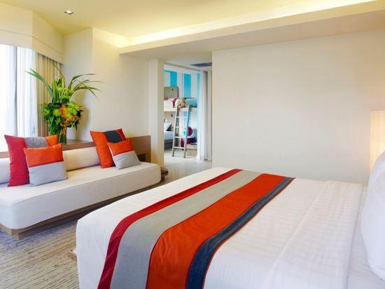 鉑爾曼芭堤雅酒店(Pullman Pattaya Hotel G)家庭套房