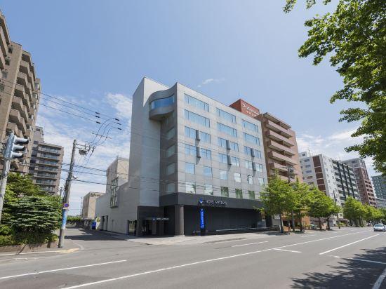 MYSTAYS 札幌中島公園酒店(HOTEL MYSTAYS Sapporo Nakajima Park)外觀