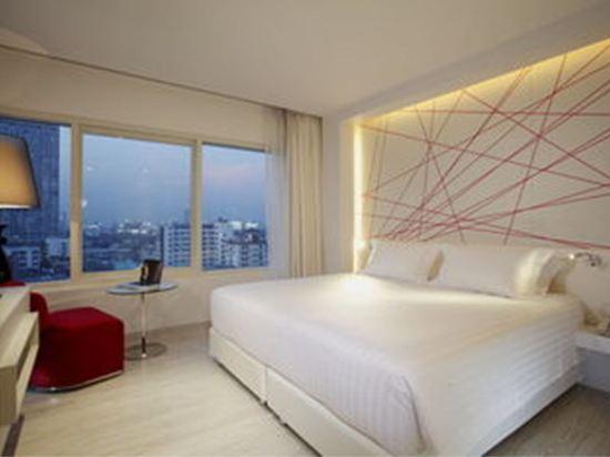 盛泰樂水門酒店(Centara Watergate Pavillion Hotel Bangkok)豪華單卧室套房