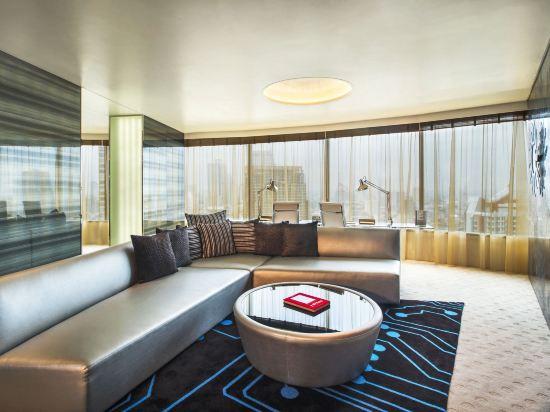 W曼谷酒店(W Bangkok Hotel)驚喜套房