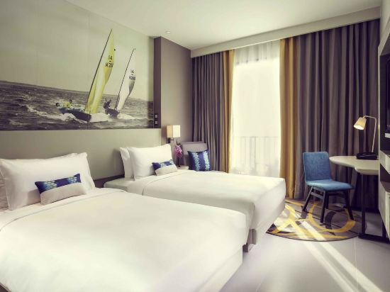 芭堤雅海洋度假美居酒店(Mercure Pattaya Ocean Resort)高級房