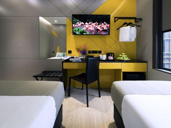新加坡米閣大酒店(Hotel Mi Singapore)三人房