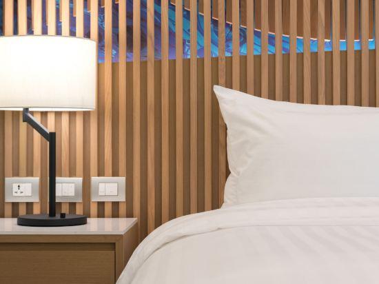 曼特海灘酒店(Mytt Beach Hotel)城市豪華房