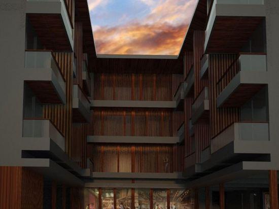 曼谷維拉酒店(Vela Hotel Bangkok)外觀