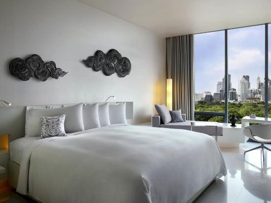 曼谷索菲特特色酒店(SO Sofitel Bangkok)舒適房