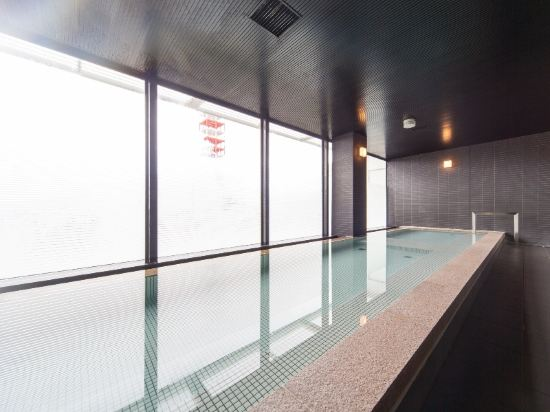 札幌三位神大酒店(Hotel Resol Trinity Sapporo)室內游泳池