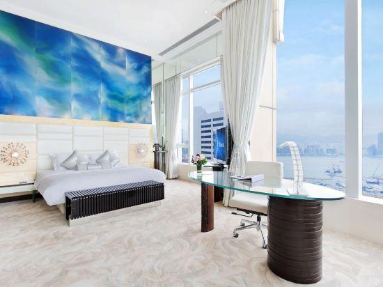 富豪香港酒店(Regal Hongkong Hotel)總統套房