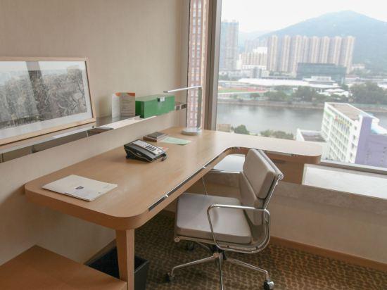 香港沙田萬怡酒店(Courtyard by Marriott Hong Kong Sha Tin)尊貴客房