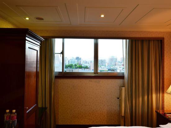 台北麗都唯客樂飯店(Rido Hotel)豪華雙床房