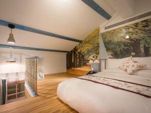 台北大稻埕花園旅店(DG Hotel)