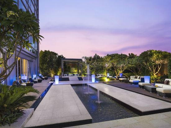 澳門雅詩閣(Ascott Macau)室外游泳池