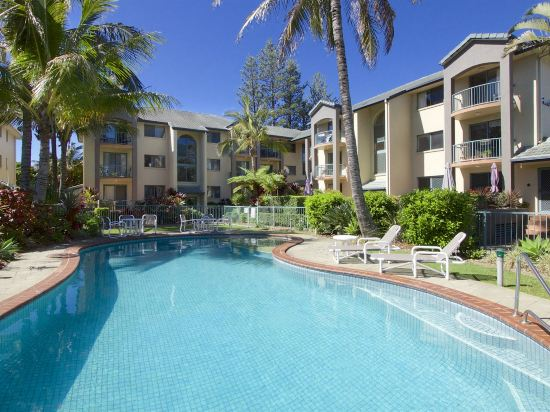 Pacific Place Apartments Gold Coast