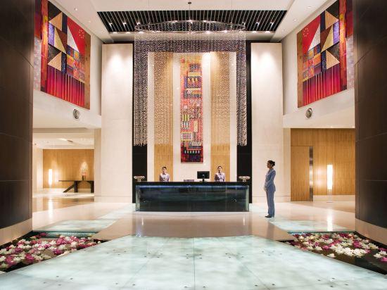 曼谷盛泰瀾中央世界商業中心酒店(Centara Grand at Centralworld)公共區域