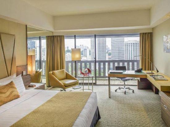新加坡濱華大酒店(Marina Mandarin Singapore)尊貴客房