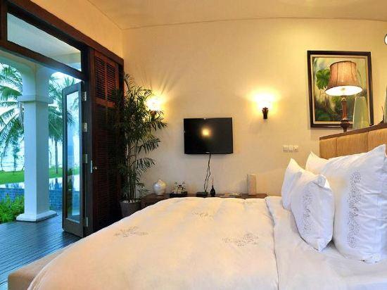 峴港富麗華別墅酒店(Furama Villas Danang)四卧室泳池別墅
