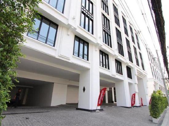 曼谷素坤逸15巷瑞享酒店(Mövenpick Hotel Sukhumvit 15 Bangkok)外觀