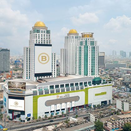 The Berkeley Hotel Pratunam Bangkok