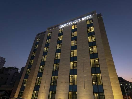 西面棕點商務酒店