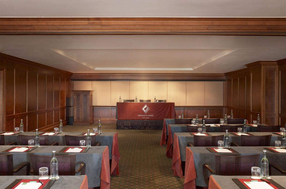 Sheraton Addis, Hotel reviews and Room rates