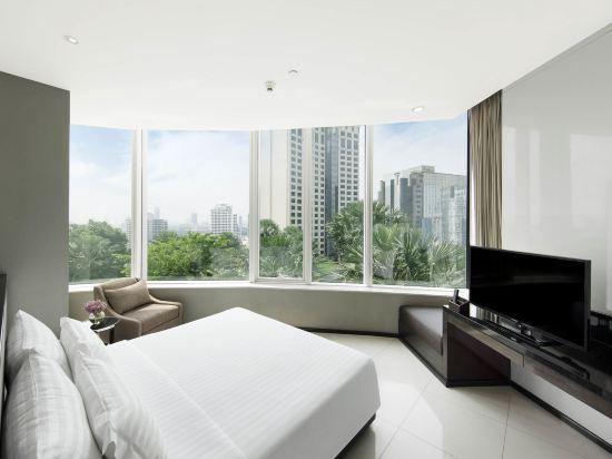 曼谷素坤逸航站 21 中心酒店(Grande Centre Point Hotel Terminal21)高級房