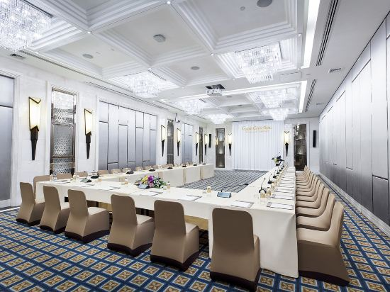 曼谷素坤逸航站 21 中心酒店(Grande Centre Point Hotel Terminal21)會議室