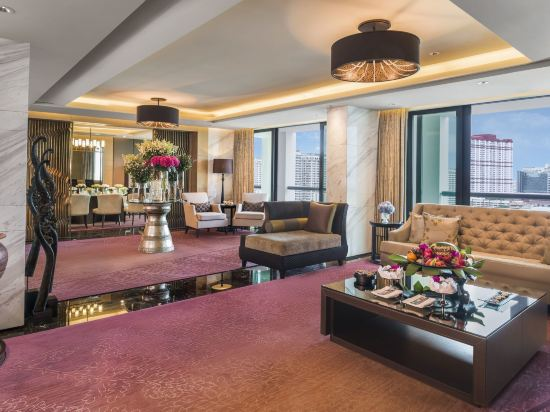 曼谷暹羅凱賓斯基飯店(Siam Kempinski Hotel Bangkok)皇室套房