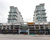吉隆坡459舒適一卧室斯科特花園OYO公寓