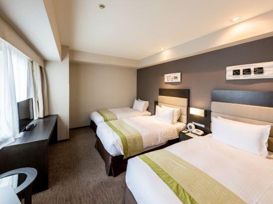 大阪難波假日酒店(Holiday Inn Osaka Namba)高級雙床房
