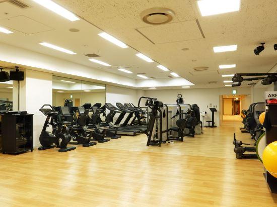 札幌京王廣場飯店(Keio Plaza Hotel Sapporo)健身房