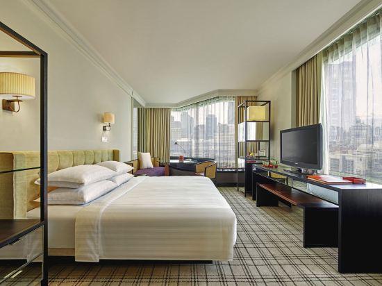 曼谷愛侶灣君悅酒店(Grand Hyatt Erawan Bangkok)君悅豪華房