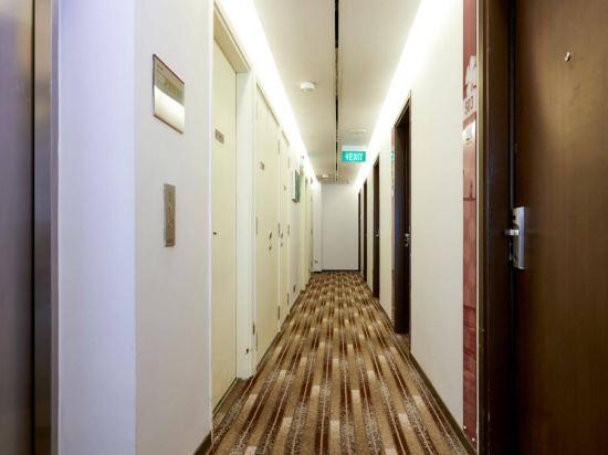 新加坡客來福酒店香港街5號(Hotel Clover 5 Hong Kong Street Singapore)公共區域